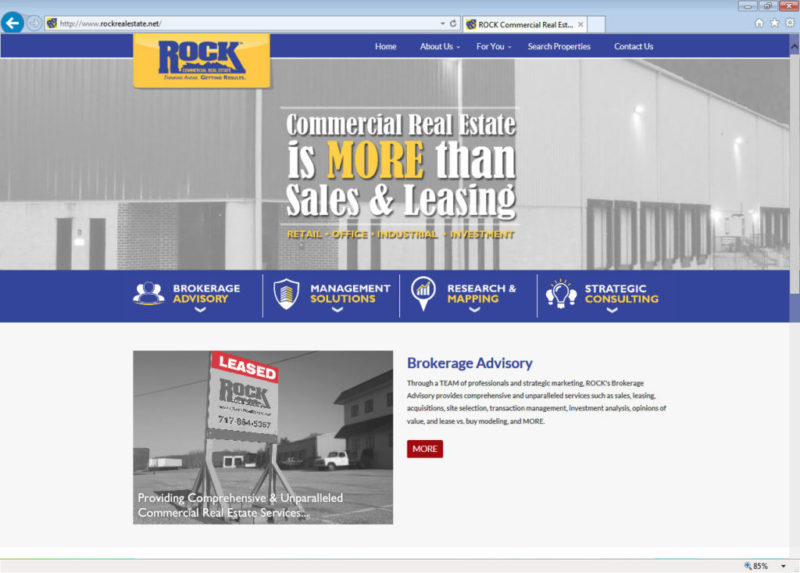 Rock Commercial Real Estate