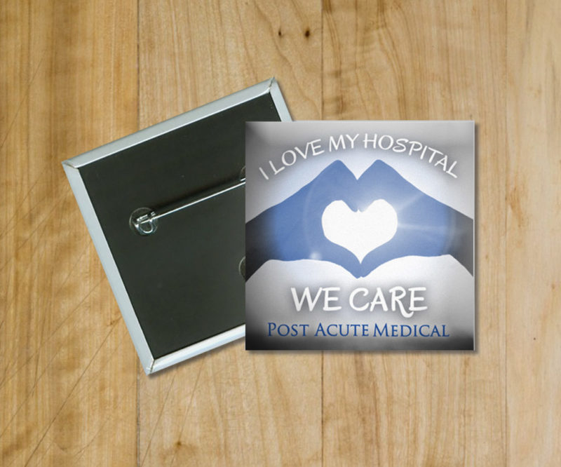 We Care Hospital Marketing Campaign